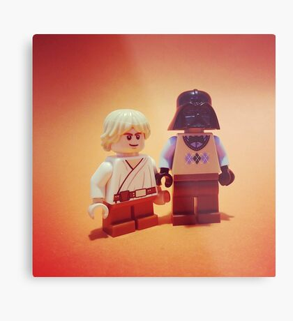 """""""Bring-Your-Vader-to-School-Day"""" Metal Print"""