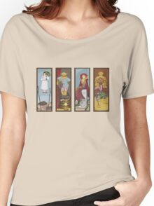 Return to Haunted Mansion Women's Relaxed Fit T-Shirt