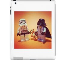 Sleepy Darth iPad Case/Skin