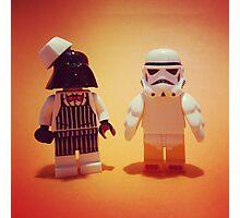 """Empire Fried Chicken """"EFC"""" Photographic Print"""