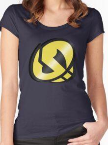 Team Skull Guzma Women's Fitted Scoop T-Shirt