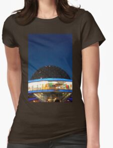 Planetario Buenos Aires Argentina Womens Fitted T-Shirt