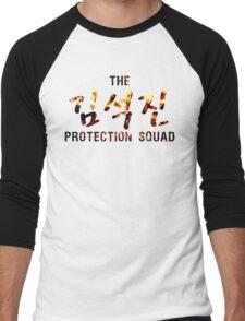 Kim Seokjin Protection Squad Men's Baseball ¾ T-Shirt