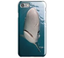 Mr. Noseyface (2) (cases) iPhone Case/Skin