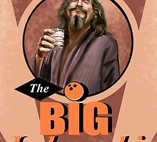 The Big Lebowski by AaronsSketchPad