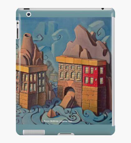 Ocean Living iPad Case/Skin
