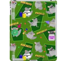 NinChilla Nunchucks in Grannysmith iPad Case/Skin