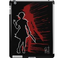 YGSS – Knife Vengeance Red iPad Case/Skin
