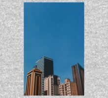 Buildings with blue sky One Piece - Long Sleeve