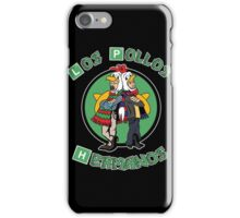 Bad Los Pollos T-shirts iPhone Case/Skin