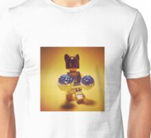 Catwoman Cheerleader Unisex T-Shirt