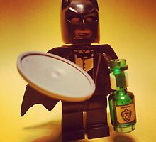 Batman Butler by DannyboyH