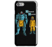 Fullemetal Chemist T-shirts iPhone Case/Skin