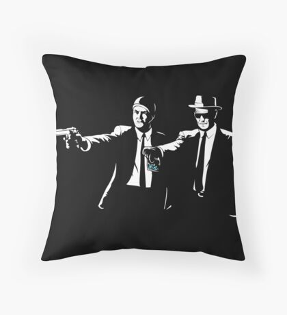 Say My Name One More Time T-shirts Throw Pillow