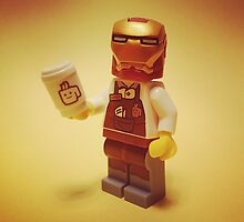 Iron Coffee Man by DannyboyH