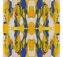 Abstract Expression #10 by Michael Moffa Photographic Print