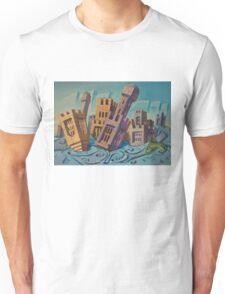 Floating Castles Unisex T-Shirt