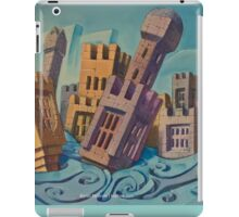Floating Castles iPad Case/Skin