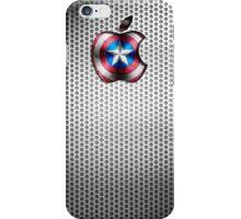 Steel Captain America Iphone iPhone Case/Skin