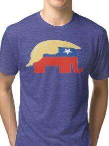 Trump 3 Tri-blend T-Shirt
