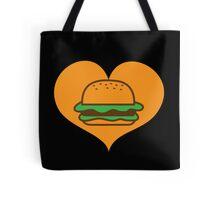 Hamburger lover Tote Bag