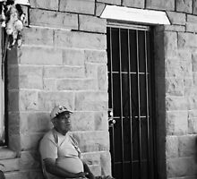 Grandfather by Carl  Onsae