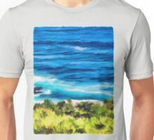 Water on the Rocks 2 Unisex T-Shirt