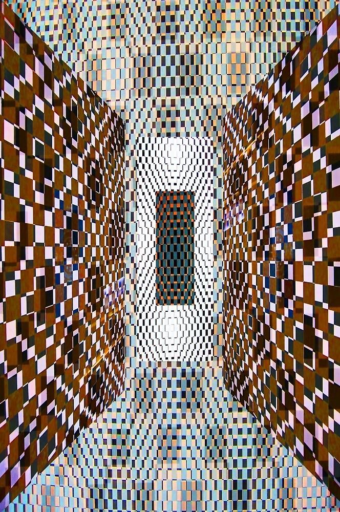 Geometric Portal by DAdeSimone