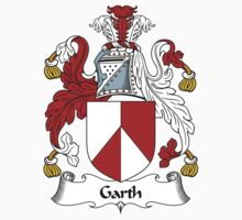 Garth Coat of Arms / Garth Family Crest by ScotlandForever