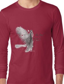 My Angel, Flung out of Space Long Sleeve T-Shirt