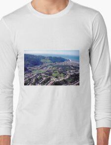 Pacifica California  Long Sleeve T-Shirt