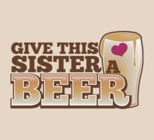 Give this sister a BEER by jazzydevil