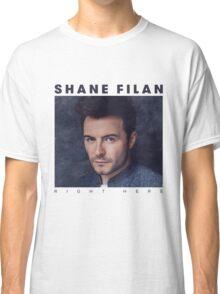 Shane Filan - Right Here Classic T-Shirt
