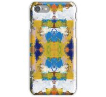 Abstract Expression #11 by Michael Moffa iPhone Case/Skin