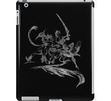 °FINAL FANTASY° Final Fantasy X-2 B&W Logo iPad Case/Skin