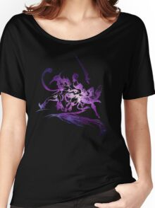 °FINAL FANTASY° Final Fantasy X-2 Space Logo Women's Relaxed Fit T-Shirt