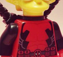 Lisa / Deadpool Sticker