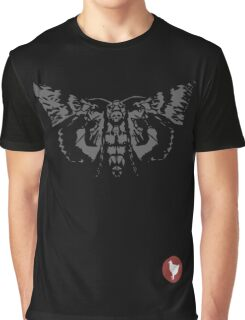 Max Caulfield - Butterfly & Badge Graphic T-Shirt
