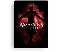 The Creed of the Assassins Canvas Print