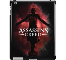 The Creed of the Assassins iPad Case/Skin