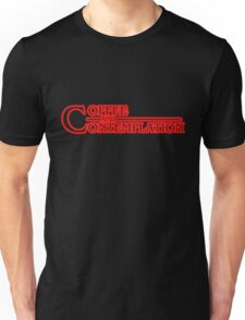 Coffee and Contemplation Unisex T-Shirt