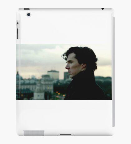 Benedict Cumberbatch as Sherlock iPad Case/Skin