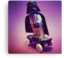 Darth Skater Canvas Print