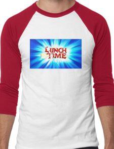 Lunch Time Men's Baseball ¾ T-Shirt