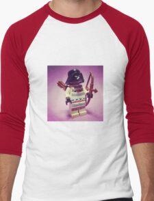 Darth Indian Men's Baseball ¾ T-Shirt