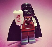 Darth Coffee by DannyboyH