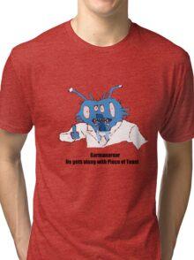 Garmanarnar Tri-blend T-Shirt
