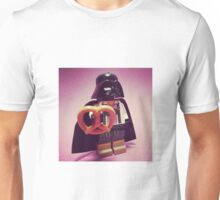 Darth Pretzel Unisex T-Shirt