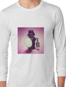 Darth Waiter Long Sleeve T-Shirt