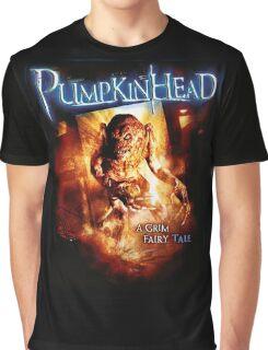 Pumpkin Head Graphic T-Shirt